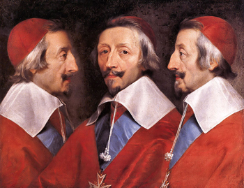 3 Faces of Cardinal Richelieu